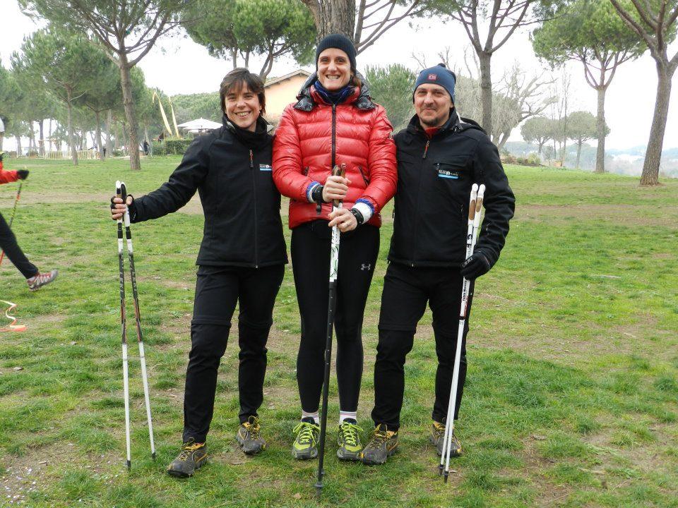... Nordic Walking e riabilitazione oncologica) e sportivi di fama  internazionale come la campionessa e bandiera del basket italiano Mara  Fullin (che va ad ... 584c5923092
