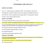 Programma 03.09 evidenziato