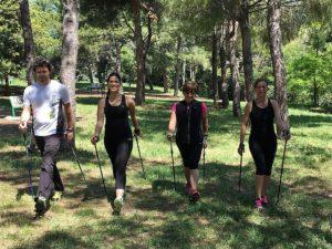 ... un gruppo di nuovi istruttori che contribuiranno sicuramente a  diffondere la nostra passione per il Nordic Walking nei loro territori! 386edd0b729