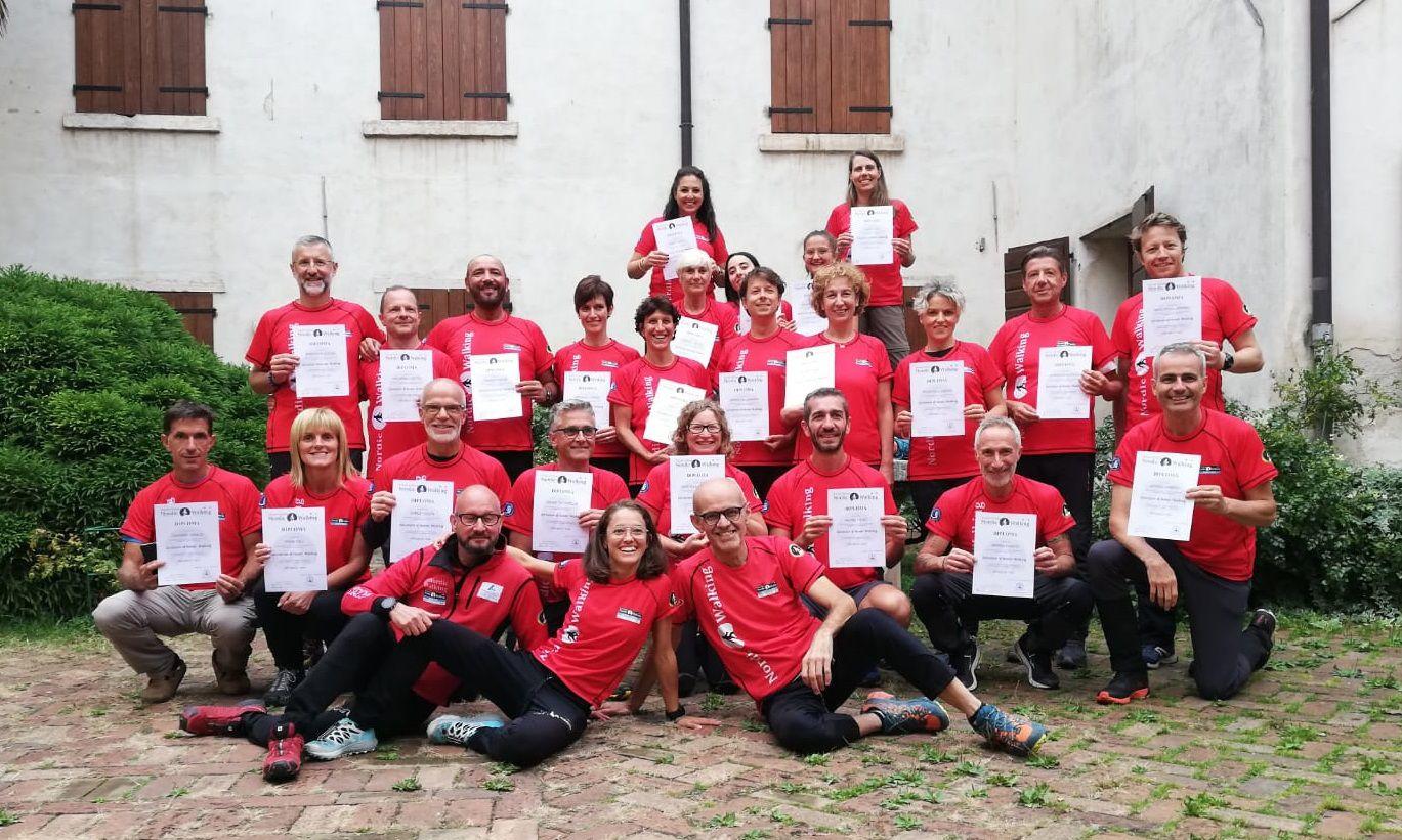 23 nuovi Istruttori per la SINW