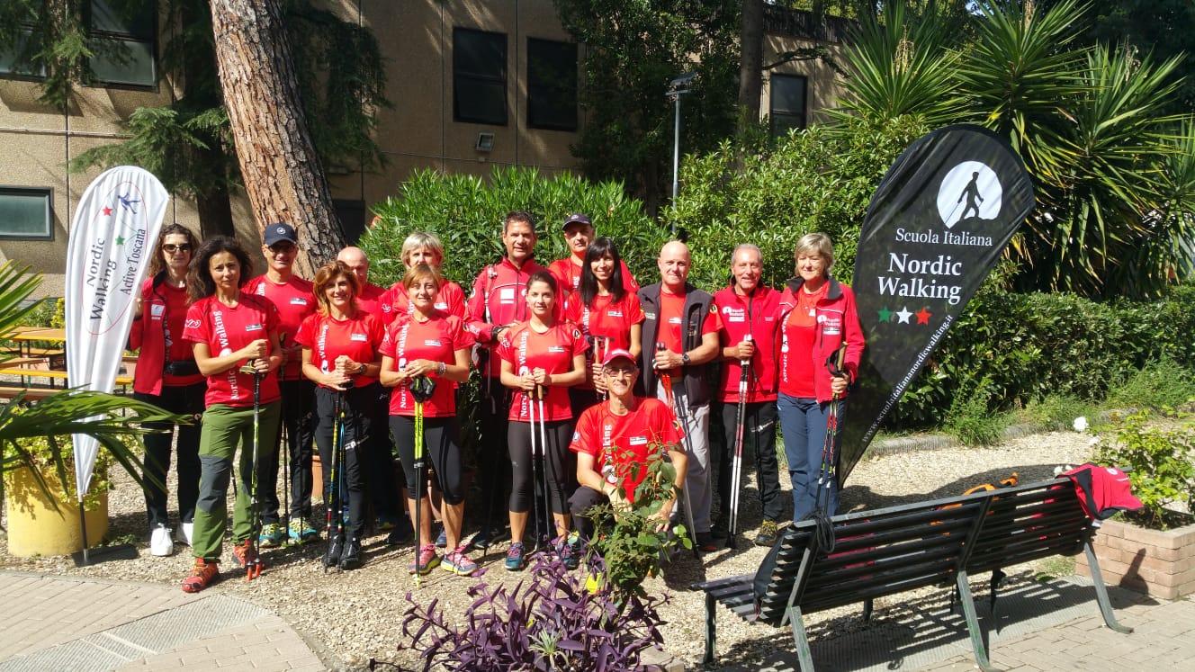 14 partecipanti al corso di aggiornamento al corso di aggiornamento di Firenze